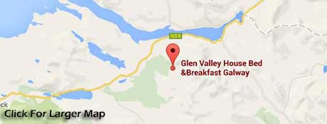 Glen Valley House Map